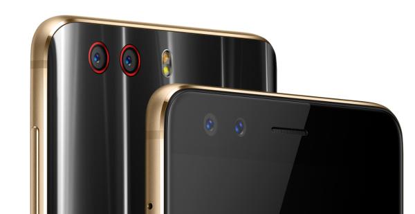 Безрамочный смартфон Huawei Nova 2i получил 4 камеры