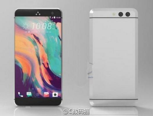 Новая утечка о HTC 11: Snapdragon 835 и 8 ГБ ОЗУ