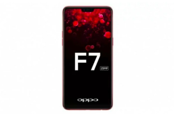 OPPO F7: фотография идизайн а-ля iPhone X