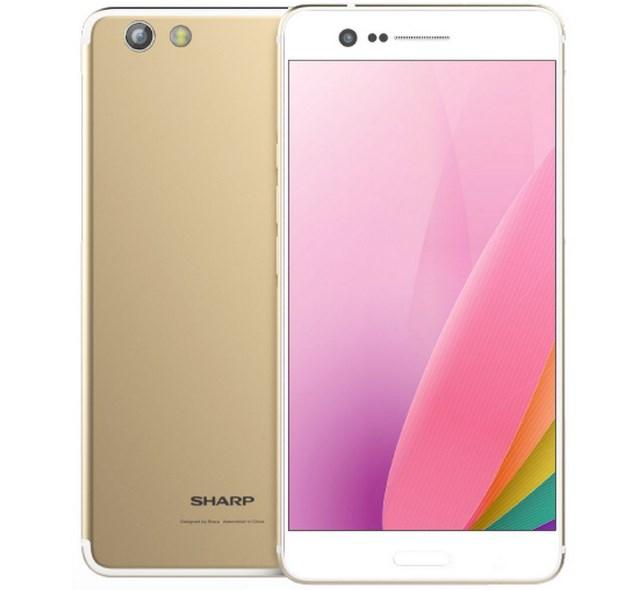 Sharp Z3— средний смартфон поцене флагмана