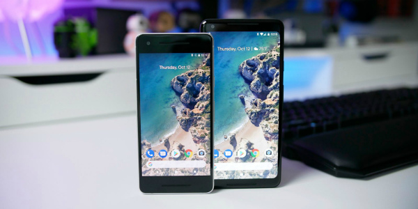 Google признала наличие «мертвых зон» наэкране Pixel 2 XL