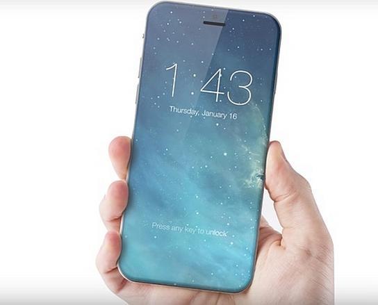Работники Apple подтвердили безрамочность iPhone 2017