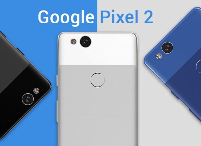 Стала известна дата выхода Google Pixel 2 иPixel 2 XL