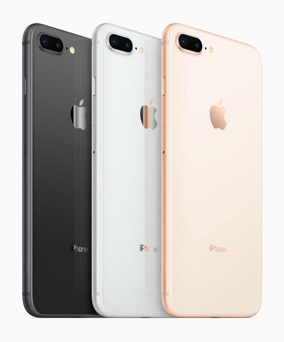 Apple открыла предзаказы наiPhone 8 иiPhone 8 Plus