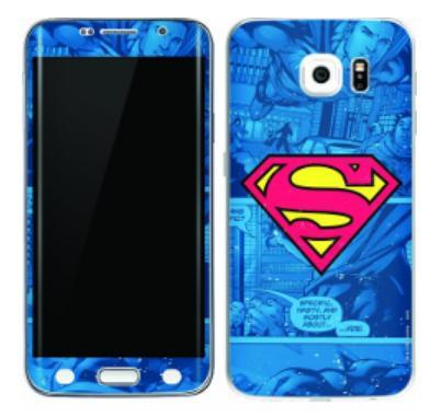 Galaxy S7 Batman
