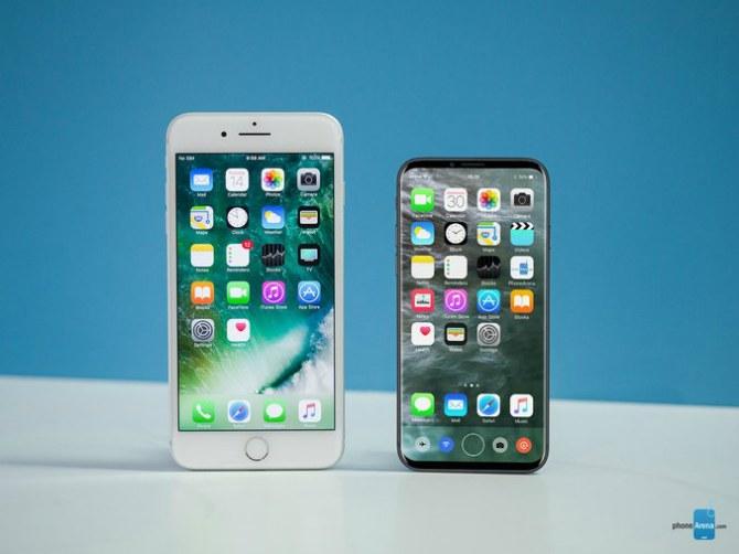Apple iPhone 8 и iPhone 7 Plus