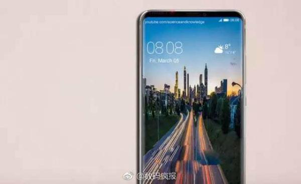 Самый длинный. всередине зимы Huawei выпустит смартфон с незаурядным соотношением сторон