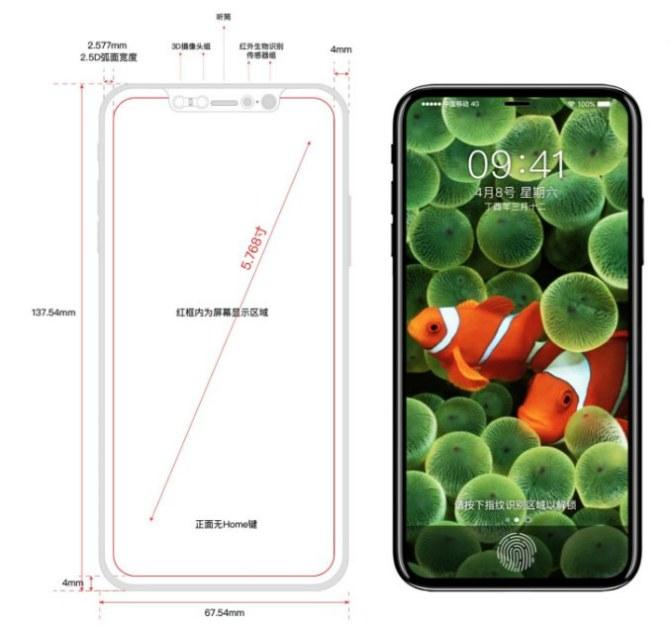 Apple может задержать представление iPhone 8