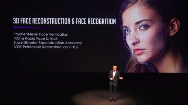 3D сканер от Huawei