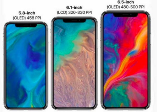 Названы даты открытия предзаказа ивыхода новых iPhone