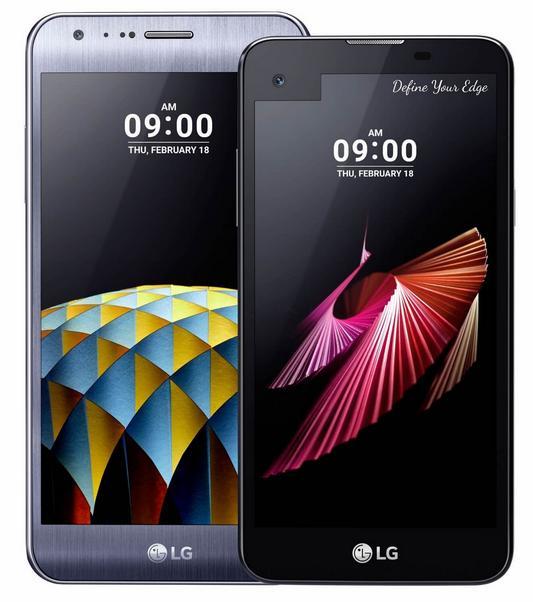 LG начала международные продажи X cam и X screen