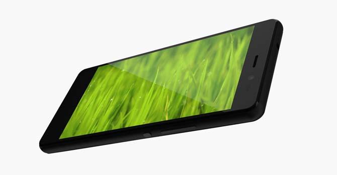 Начались продажи телефона Inoi R7 на русской Sailfish