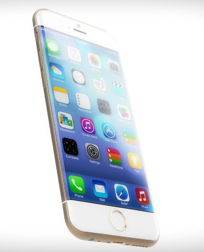 iPhone 8 c OLED
