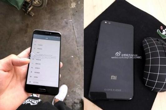 Всети появились новые фото Xiaomi Mi5C