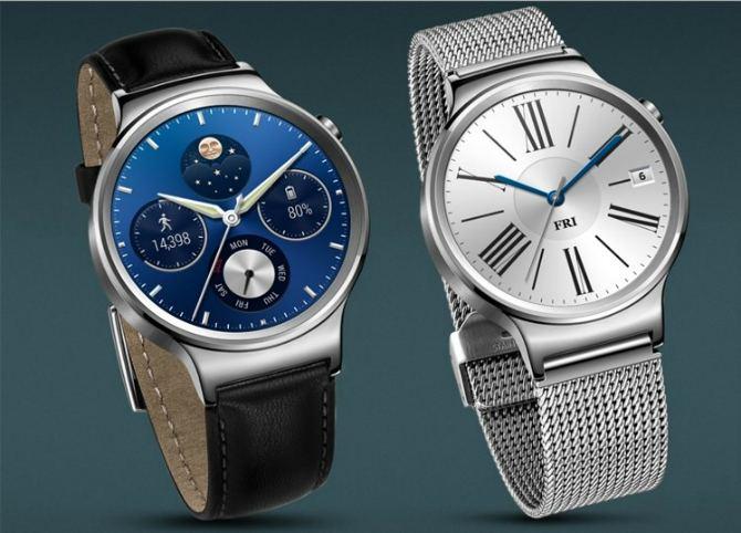 Умные часы Huawei Watch 2 будут управлятьсяOS андроид Wear 2.0