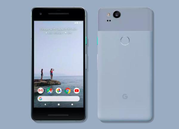 Google Pixel 2 игарантия на2 года
