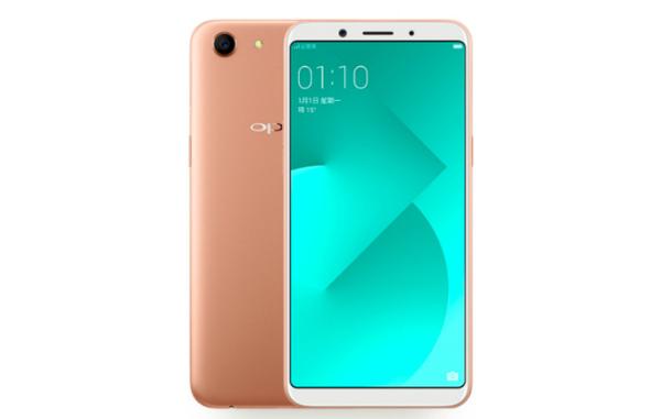 Анонс Oppo A83: дешевый  смартфон с дисплеем  18:9