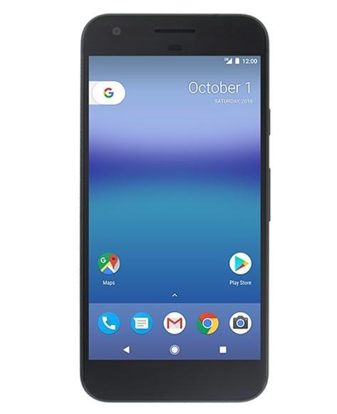 Google представил свои массивные мобильные телефоны