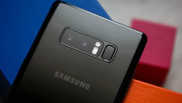 Samsung камера смартфона