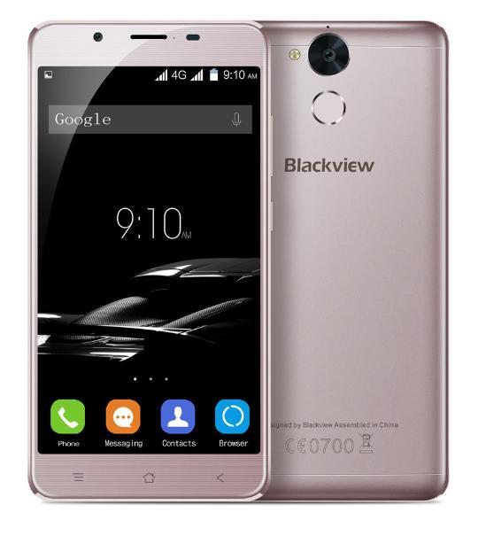 Смартфон Blackview P2 стал доступен для предзаказа