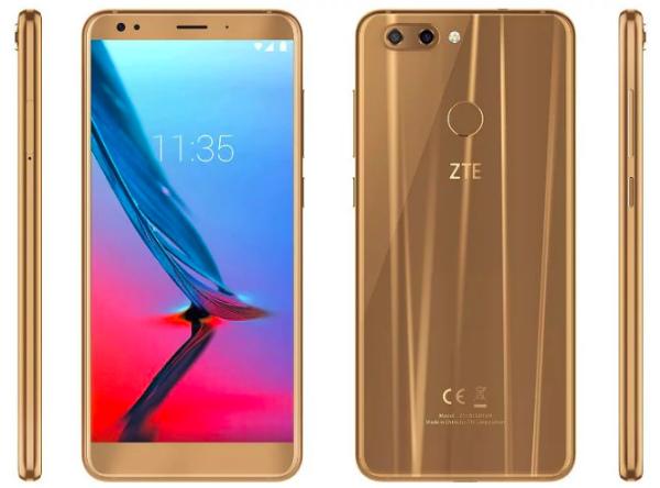 ZTE Blade A520C будет стоить 6990 руб.