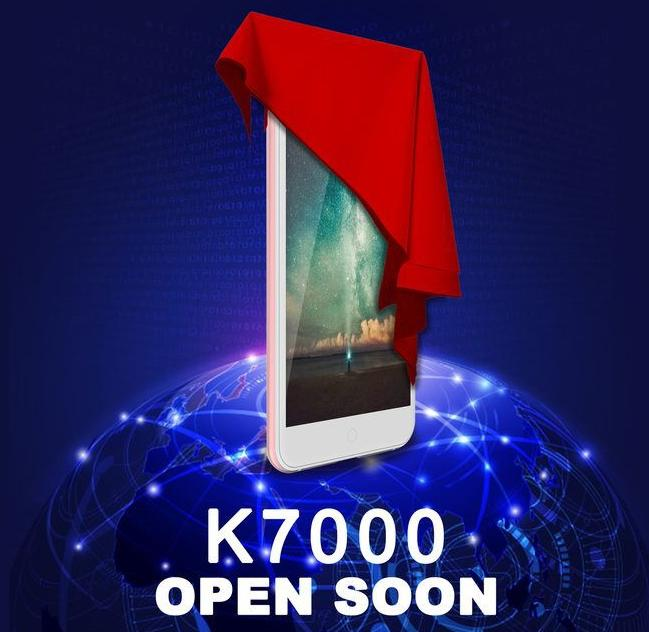 Релиз телефона Oukitel K7000 саккумулятором на7000 мАч состоится всередине лета