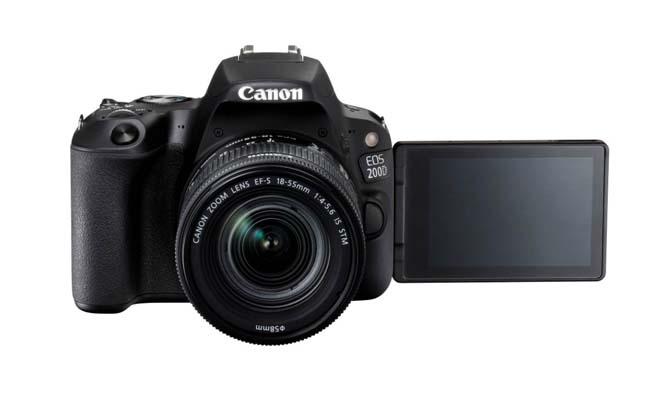 Canon, EOS 200D