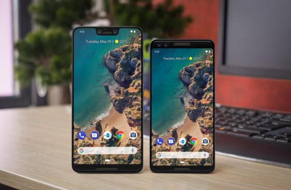Мобильные телефоны Google Pixel 3 и3 XLбудет выпускать производитель Nokia