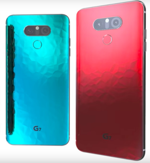 Вweb-сети появился концепт-кар LGG7