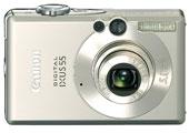 Блиц-обзор Canon IXUS 55