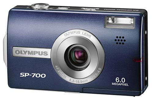 Блиц-обзор Olympus SP-700