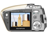 Блиц-обзор Olympus Mju mini Digital S