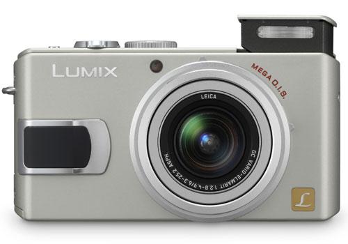 Блиц-обзор Panasonic Lumix DMC-LX1