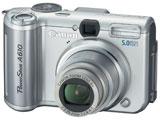 Блиц-обзор Canon PowerShot A610