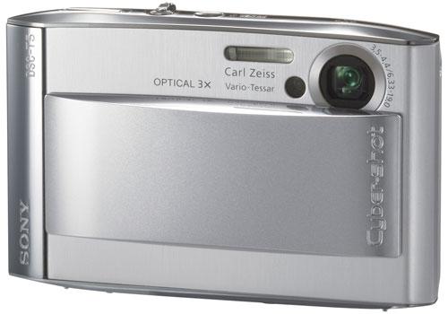 Блиц-обзор Sony CyberShot DSC-T5