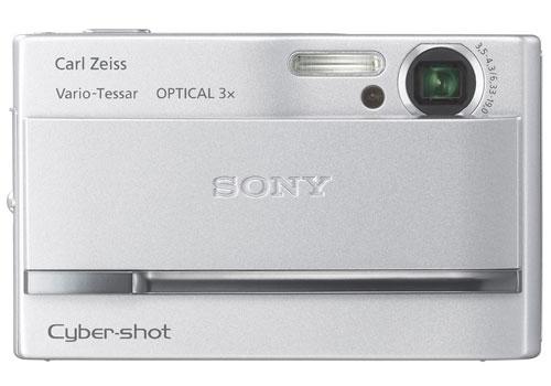 Блиц-обзор Sony CyberShot DSC-T9