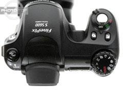 Обзор Fujifilm FinePix S5600