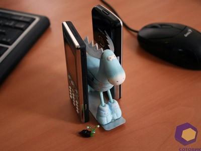 Обзор Nokia 6300 и SonyEricsson W880i