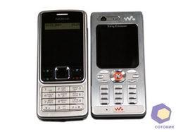 Фотографии Compare 6300_vs_W880i