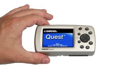 ���� GARMIN Quest