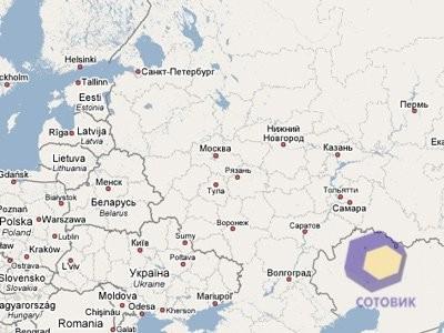 Обзор Google Maps