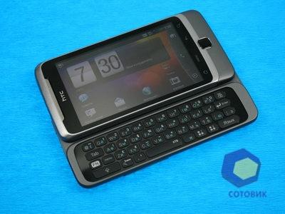 Обзор HTC Desire_Z