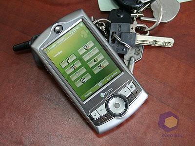 Обзор HTC P3350_Love