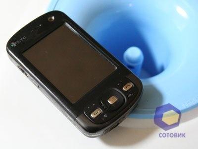 Обзор HTC P3600
