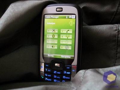 Обзор HTC S710