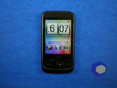 Обзор HTC Smart