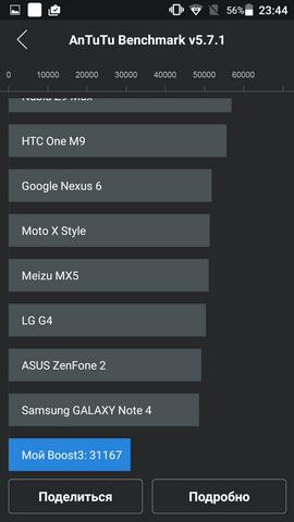Скриншоты Highscreen Boost_3
