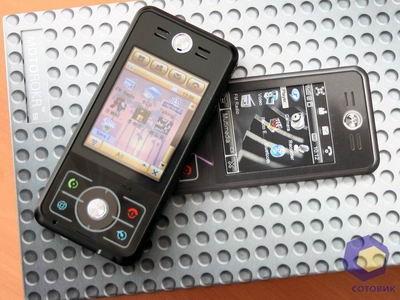 Обзор Motorola ROKR E6