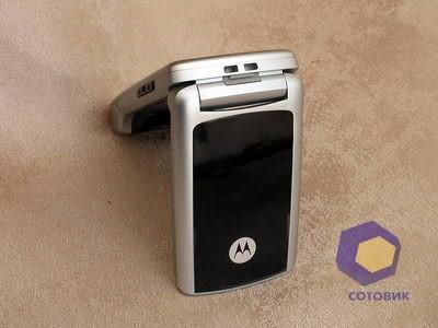 Обзор Motorola W220