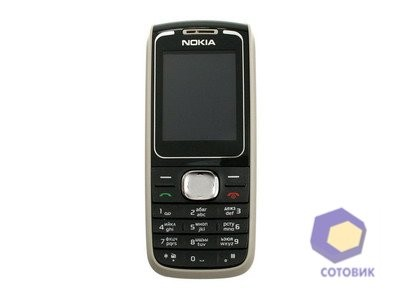 Обзор Nokia 1650